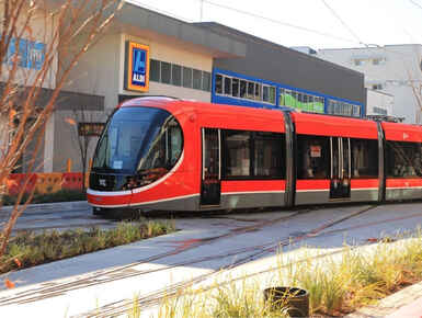 One month on   Canberra Metro