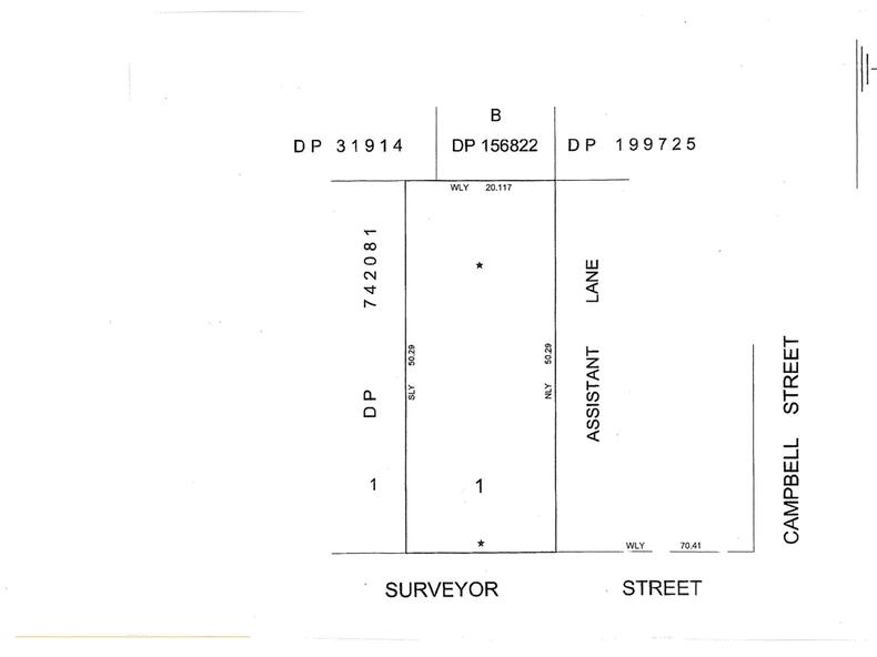 1 Surveyor Street Queanbeyan