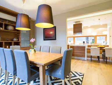 How to Create a Delicious Dining Room